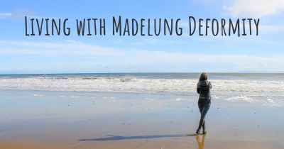 Living with Madelung Deformity