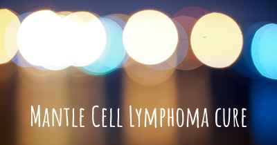 Mantle Cell Lymphoma cure