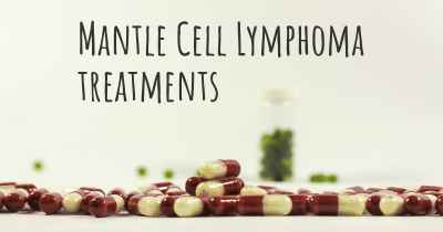 Mantle Cell Lymphoma treatments