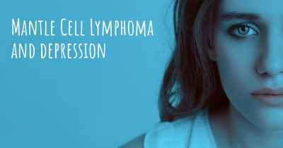 Mantle Cell Lymphoma and depression