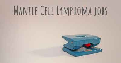 Mantle Cell Lymphoma jobs