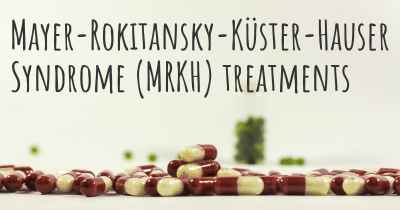Mayer-Rokitansky-Küster-Hauser Syndrome (MRKH) treatments