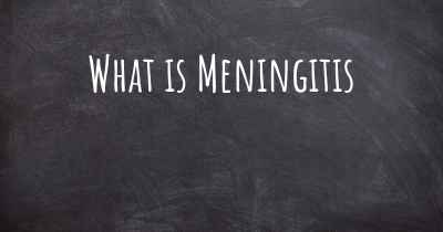 What is Meningitis