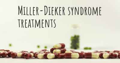 Miller-Dieker syndrome treatments