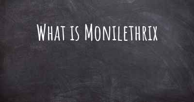 What is Monilethrix