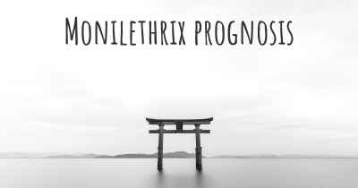 Monilethrix prognosis