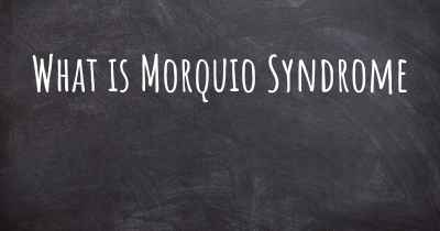 What is Morquio Syndrome