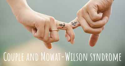 Couple and Mowat-Wilson syndrome