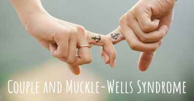 Couple and Muckle-Wells Syndrome