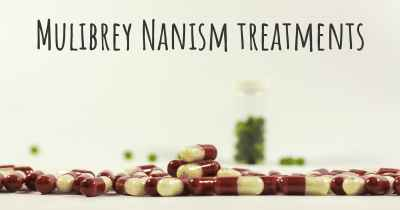 Mulibrey Nanism treatments