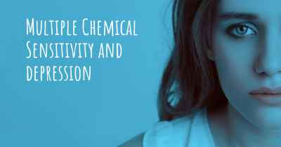Multiple Chemical Sensitivity and depression