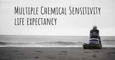 Multiple Chemical Sensitivity life expectancy