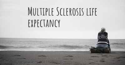 Multiple Sclerosis life expectancy