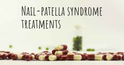 Nail-patella syndrome treatments