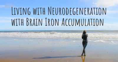 Living with Neurodegeneration with Brain Iron Accumulation
