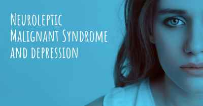 Neuroleptic Malignant Syndrome and depression