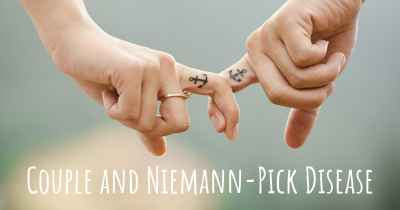 Couple and Niemann-Pick Disease
