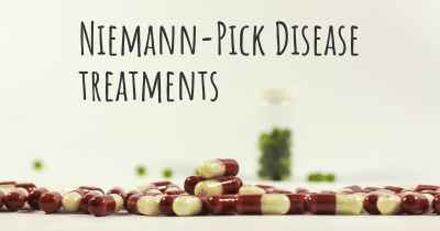 Niemann-Pick Disease treatments