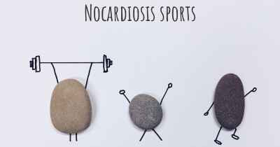 Nocardiosis sports