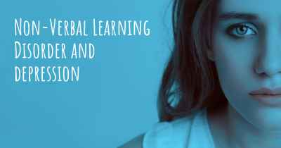 Non-Verbal Learning Disorder and depression