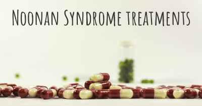 Noonan Syndrome treatments