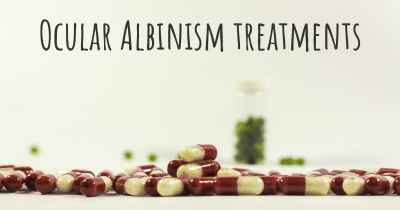 Ocular Albinism treatments