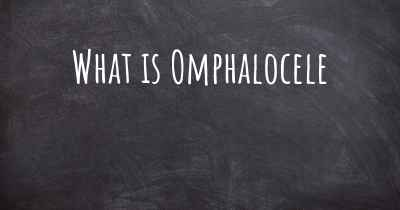 What is Omphalocele