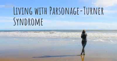 Living with Parsonage-Turner Syndrome