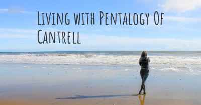 Living with Pentalogy Of Cantrell