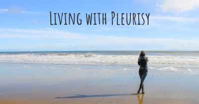 Living with Pleurisy