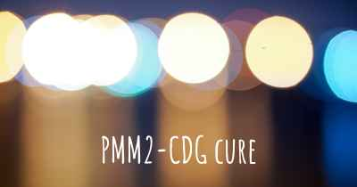 PMM2-CDG cure