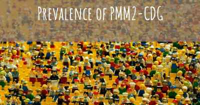 Prevalence of PMM2-CDG