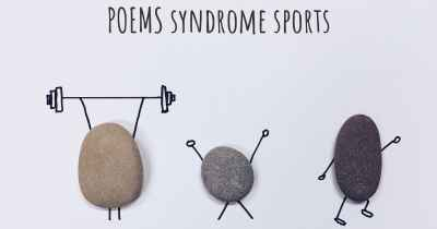 POEMS syndrome sports