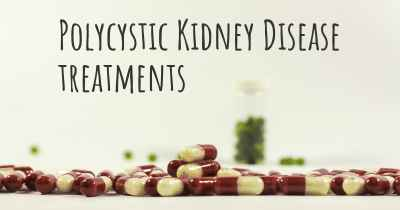 Polycystic Kidney Disease treatments