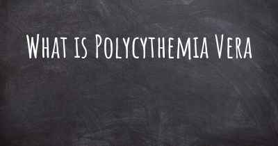 What is Polycythemia Vera
