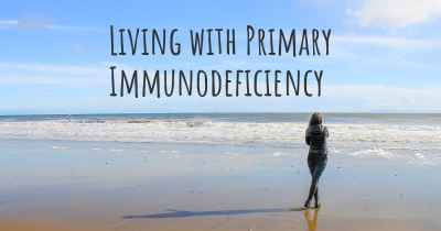 Living with Primary Immunodeficiency
