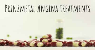 Prinzmetal Angina treatments