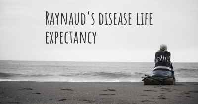 Raynaud's disease life expectancy