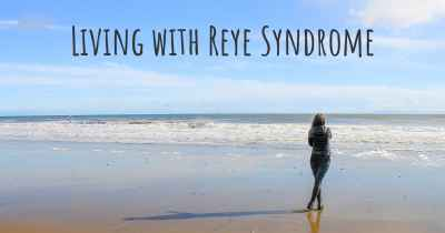 Living with Reye Syndrome