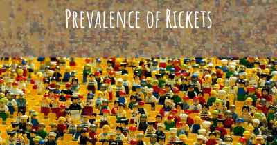 Prevalence of Rickets
