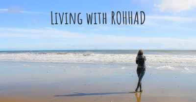 Living with ROHHAD