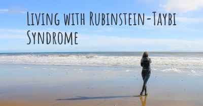 Living with Rubinstein-Taybi Syndrome