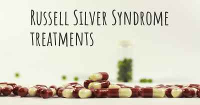 Russell Silver Syndrome treatments