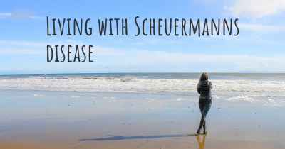 Living with Scheuermanns disease