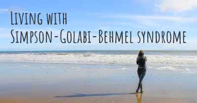 Living with Simpson-Golabi-Behmel syndrome