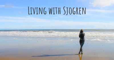 Living with Sjogren