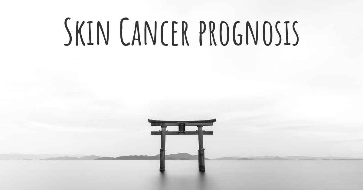 Skin Cancer Prognosis
