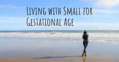 Living with Small for Gestational Age