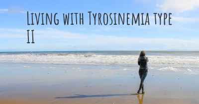 Living with Tyrosinemia type II