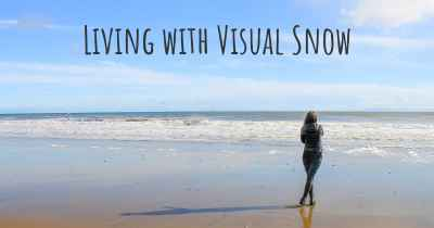 Living with Visual Snow
